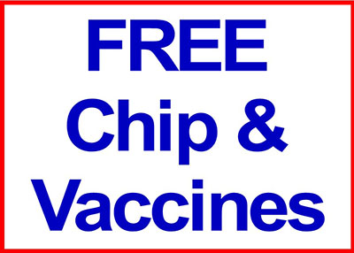 Houston Humane Society - Free Microchip & Vaccinations