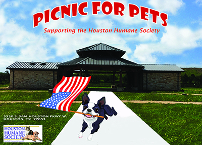 Houston Humane Society - Picnic for Pets