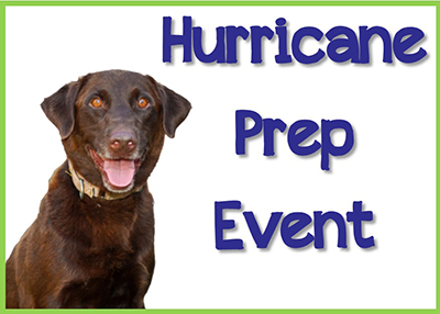 Houston Humane Society - Hurricane Prep