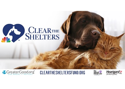 Houston Humane Society - Clear the Shelters Fund!
