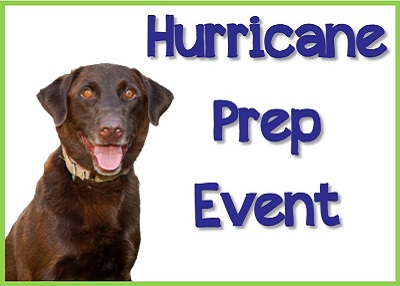 Houston Humane Society - Hurricane Prep Event
