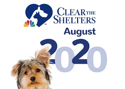 Houston Humane Society - Clear the Shelters