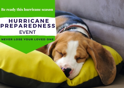 Houston Humane Society - Hurricane Preparedness Event