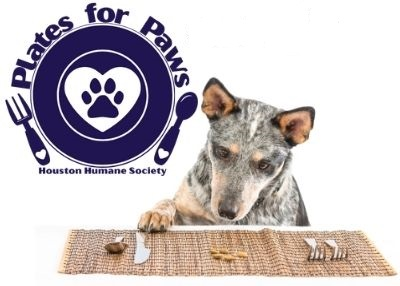 Houston Humane Society - Plates for Paws - The Burger Joint