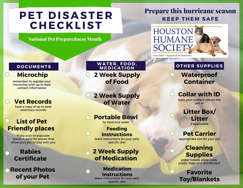 pet-disaster-checklist